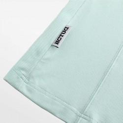Polo vert Micromodal Pique. Soyez élégant dans le luxe avec HCTUD.