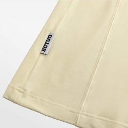 Gelbes Poloshirt Micro-modal Pique. Seien Sie stilvoll in Luxus mit HCTUD.