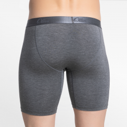 Comfortable slim fit men's boxer shorts underwear antiperspirant