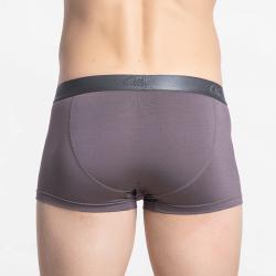 Comfortable men's boxer briefs underwear with short legs