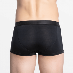 Zwarte heren boxer premium Micro Modal
