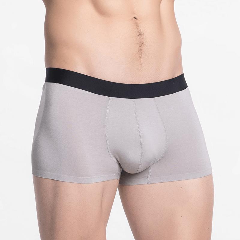 Sous-vêtements sans couture avec les hommes haut de gamme Micromodal