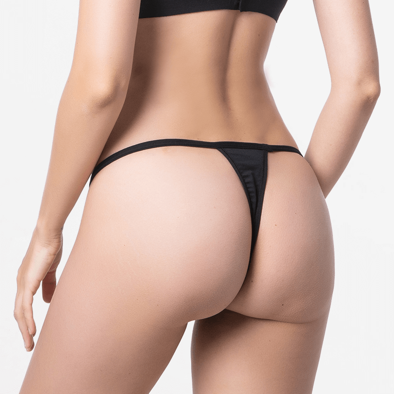 Anti perspirant with super soft thong with flat seams Modal