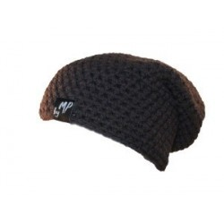 Beanie antraciet By MP