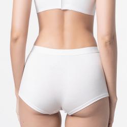 Dames ondergoed met korte pijpjes slim fit pasform van Modal