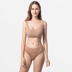 Ladies slip Micromodal responsible production and silky