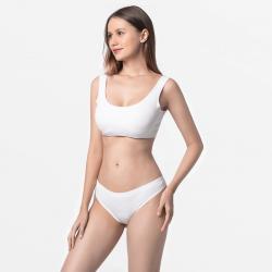 Ladies String seamless MicroModal underwear