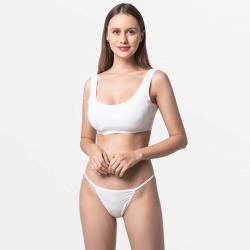 Tanga Damen Unterwäsche des höchstmöglichen Dauer Modal