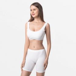 MicroModal seamless boxer shorts silky