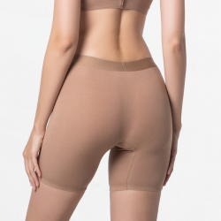 Comfortable seamless women's underwear long