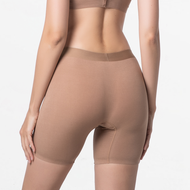sous-vêtements féminins sans couture confortable à long