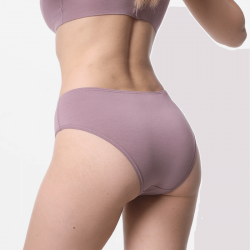 Ladies panties briefs with a fine fit Micromodal