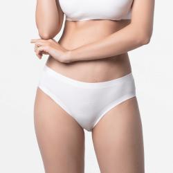 Dames d'ivoire sans soudure fin de sous-vêtements pour votre peau