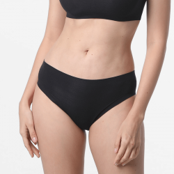 Seamless bikini panty with superior fit extremely soft Micromodal