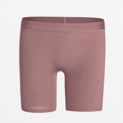 Premium Micro Modal boxershort lang mat vlakke naad dames ondergoed