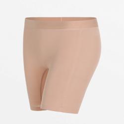 Comfortabel beige naadloos ondergoed