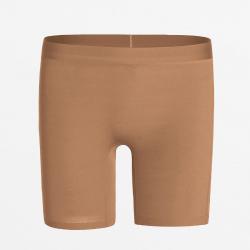 Naadloos bruin dames ondergoed