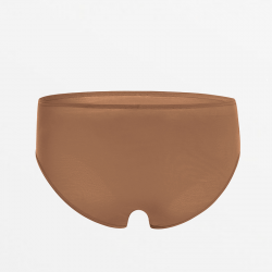 Ladies underwear brown Premium Micro Modal Tencel