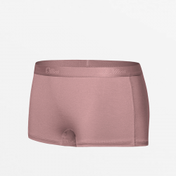 Sous-vêtementspour femmes de couleur Aubergine Tencel Micromodal