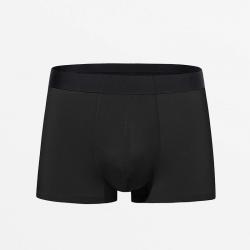 Naadloos zwart heren ondergoed