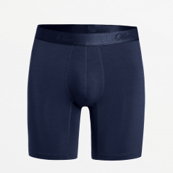 Boxer briefs with long legs of Micromodal