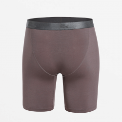 Slim fit boxer briefs by flat seams super soft