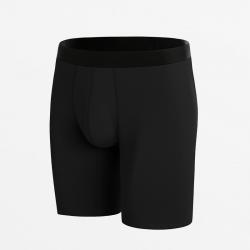 Comfortable men's underwear with long legs