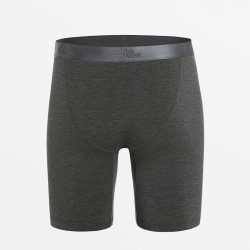 Men slim fit boxer briefs with long legs incredibly soft