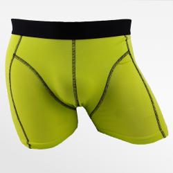 Boxershort bamboe groen hiking of wandel ondergoed | Ollies Fashion