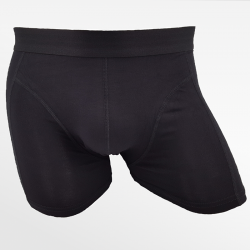 Bamboo fitness underwear bamboo black | Ollies Fashion