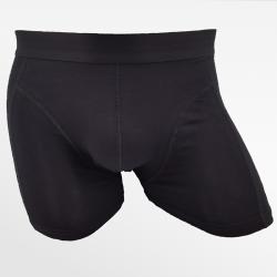 Bamboo fitness underwear bamboo black | Ollies Fashion