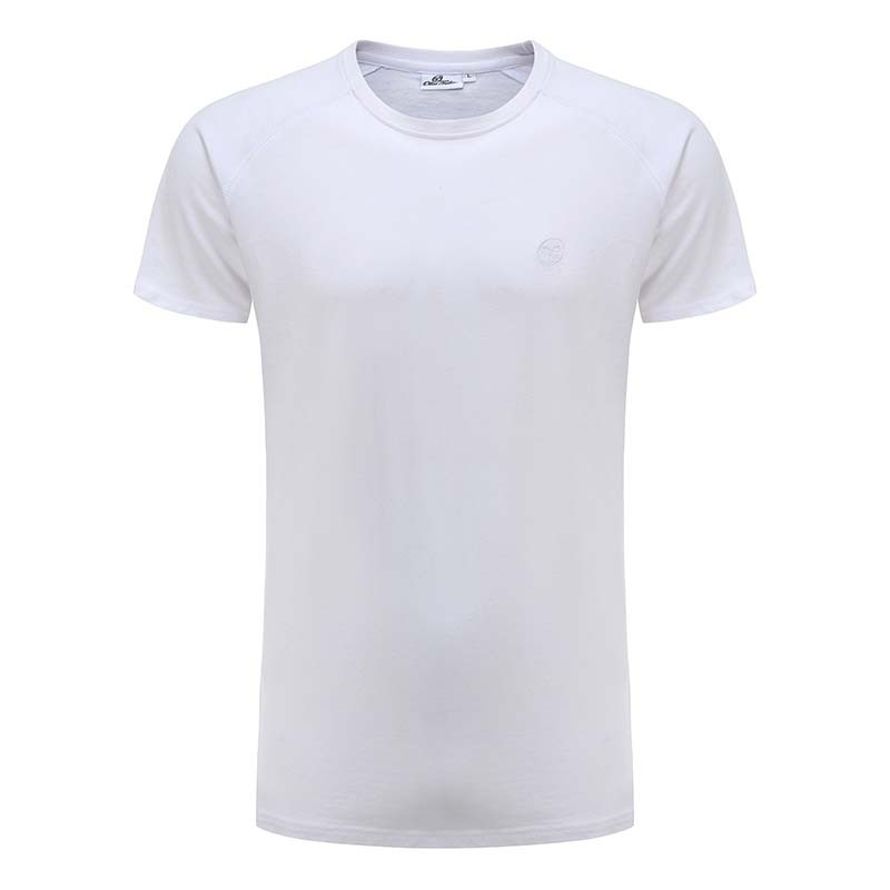 Tshirt heren reglan basic Ollies Fashion