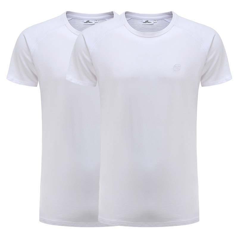 Ensemble chemise blanche reglan de deux ollies Fashion
