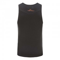 Tank top heren gits zwart, fanta black Ollies Fashion
