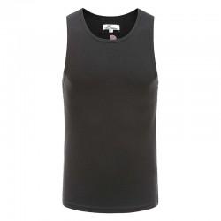 Tank top singlet heren zwart Ollies Fashion