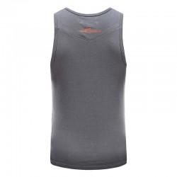 Tank Top man singlet anthracite 100% cotton Ollies Fashion