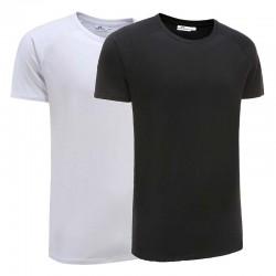 Zweigt das grundlegende schwarz / weiß Set Ollies Fashion