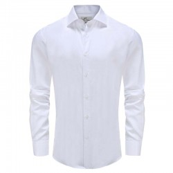 Shirt white gala Ollies Fashion