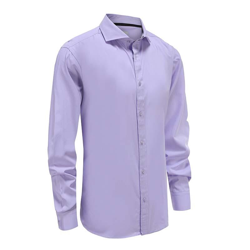 Shirt en fibres de bambou durable