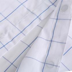 Chemise magnétique traitée avec des aimants dans le tissu