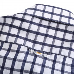 Men long sleeve shirt with buttons. Nice finish