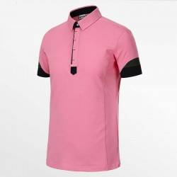 Men's poloshirt rose from HCTUD 