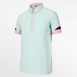 Men's poloshirt vert from HCTUD 