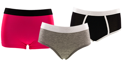Ladies bamboo underwear 95% bamboo | Ollies Fashion