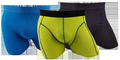 Boxershorts de 95 pour cent bambou | Ollies Fashion