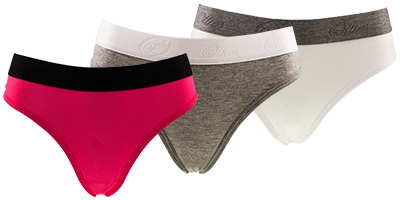 Bamboo string voor dames | Ollies Fashion