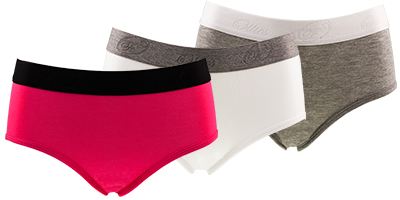Brief dames bamboe | Ollies Fashion