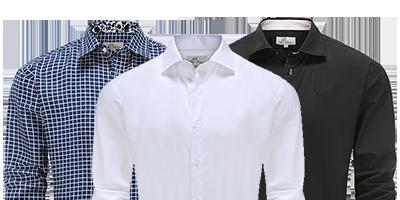 Heren overhemden van topkwaliteit   Ollies Fashion