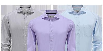 Bamboe overhemd voor heren: ademend & zacht | Ollies Fashion