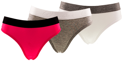 Ollies Fashion Bamboe string voor Dames